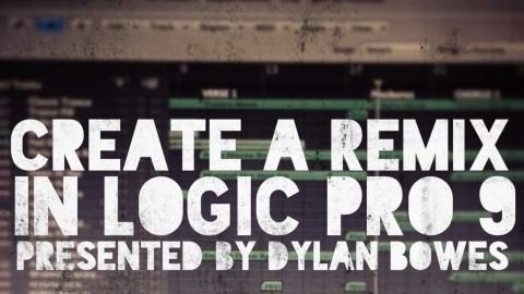 Remix Tutorial: How to Remix in Logic Pro X course image