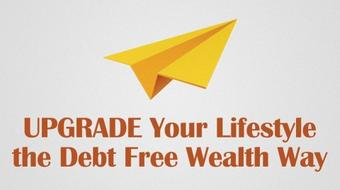 3 Steps to Get Your LIFESTYLE UPGRADED- and Do it Debt Free! course image