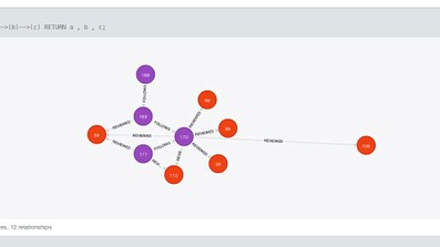 Up and Running with Neo4j course image