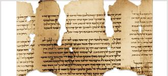 Dead Sea Scrolls - DVD, digital video course course image