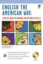 English the American Way: A Fun ESL Guide to Language & Culture in the U.S. w/Audio CD & MP3 course image