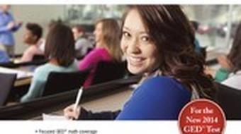 GED® Math Test Tutor, For the 2014 GED® Test course image