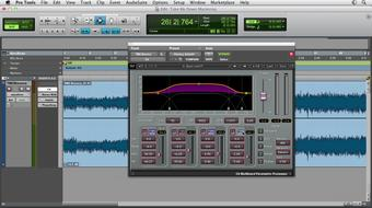 Pro Tools Mixing and Mastering course image
