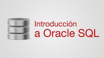 Introducción a Oracle SQL course image