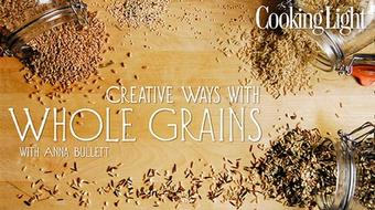 Creative Ways With Whole Grains course image