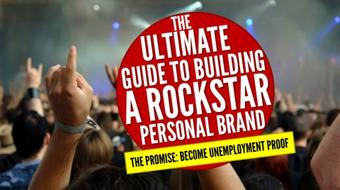The Ultimate Guide to Building a Personal Brand course image