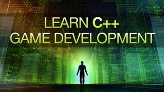 Learn C++ Game Development course image