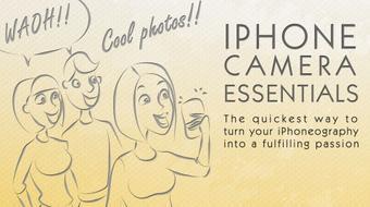Iphone Camera Essentials course image