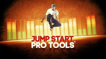 Create your first electronic music track with Pro Tools course image