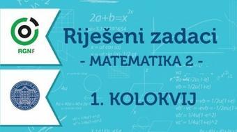 Položi Matematiku 2 na idućem roku!Ne gubi vrijeme učeći sam course image