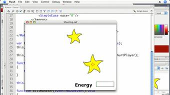 ActionScript 3.0 Projects: Game Development course image