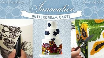 Innovative Buttercream Cakes course image