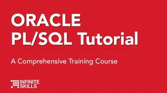 Learn Oracle PL/SQL - A Comprehensive Training Course course image