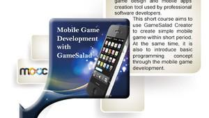 Mobile Game Development with Game Salad course image