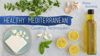 Healthy Mediterranean Cooking Techniques course image