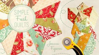 Simple Fresh Quilts course image