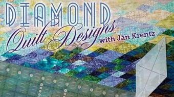 Diamond Quilt Designs course image