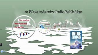 10 Ways to Survive Indie Publishing course image