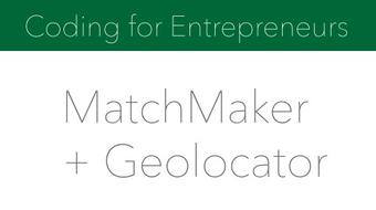Python Programming: Build Matchmaking Website + Geolocator course image