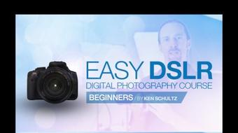 EasyDSLR Digital Photography Course for Beginners course image