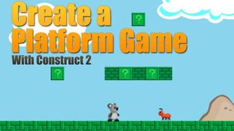 Platform Game Creation With Construct 2 (HTML5) course image