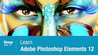 Master Adobe Photoshop Elements 12 the Easy Way - 14 Hours course image