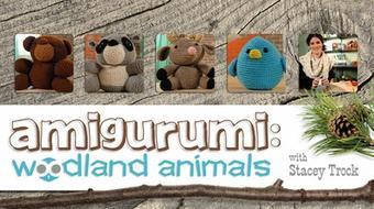 Amigurumi: Woodland Animals course image