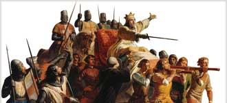 How the Crusades Changed History - CD, digital audio course course image