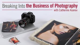 Breaking Into the Business of Photography course image