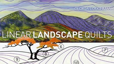 Linear Landscape Quilts course image