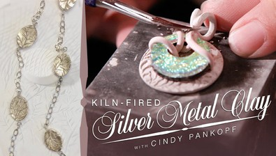 Kiln-Fired Silver Metal Clay course image