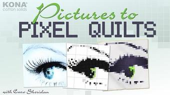 Pictures to Pixel Quilts course image