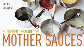 A Modern Take on the Mother Sauces course image