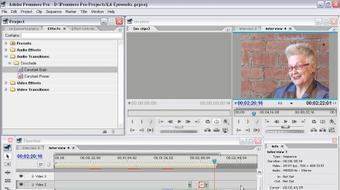 Premiere Pro 1.5 Essential Training course image