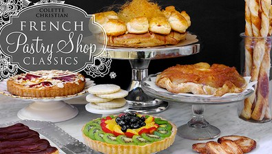 Elegant Lace Cakes course image