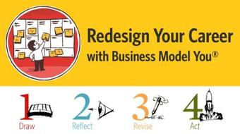 Redesign Your Career with a new Personal Business Model course image
