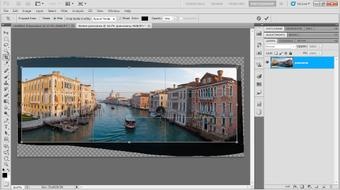 Up and Running with Photoshop for Photography course image