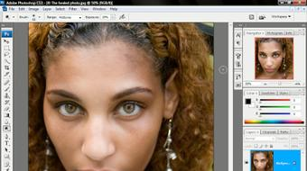 Photoshop CS3 One-on-One: The Essentials course image