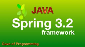 The Java Spring Tutorial: Learn Java's Popular Web Framework course image