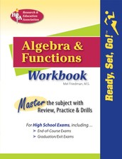 Algebra and Functions Workbook course image