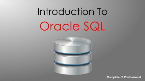 Oracle SQL - A Complete Introduction course image