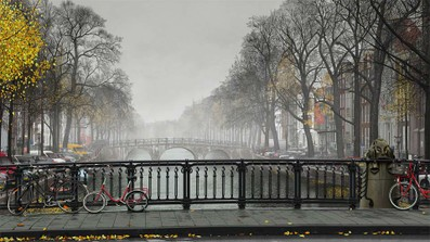 Bert Monroy: The Making of Amsterdam Mist, the Natural Elements course image