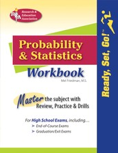 Probability and Statistics Workbook course image