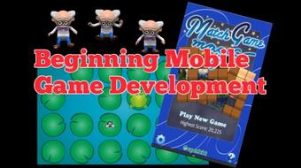 Beginning Mobile Game Development course image