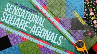 Sensational Square-agonals® course image