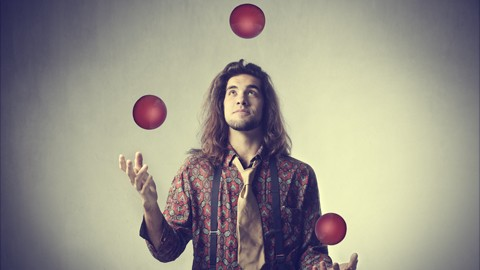 Want to Learn How To Juggle This Week? - Learn How to Juggle course image