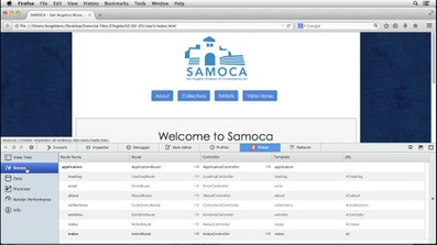 Up and Running with Ember.js course image