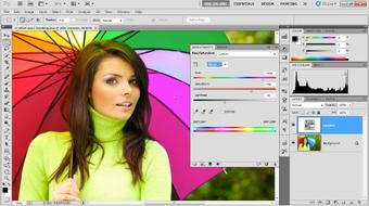 Photoshop CS5 One-on-One: Fundamentals course image