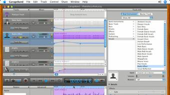 Podcasting with GarageBand 3 course image