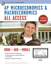 AP® Micro/Macroeconomics All Access Book + Online + Mobile course image
